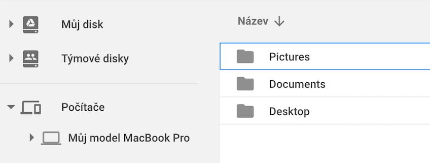 Google Drive klient, synchronizace a záloha Google Fotky záloha