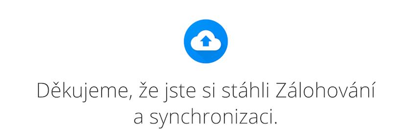 Google Drive klient, synchronizace a záloha Google Fotky, download