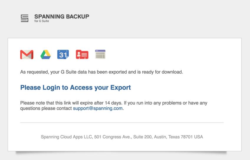 Záloha, Obnova dat z Google, Obnova G Suite, Google aplikace a Spanning backup, záloha google gmail